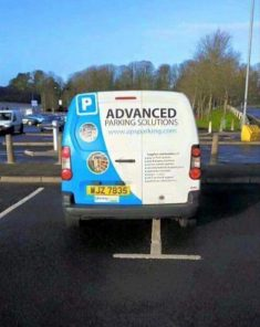 Advanced Parking