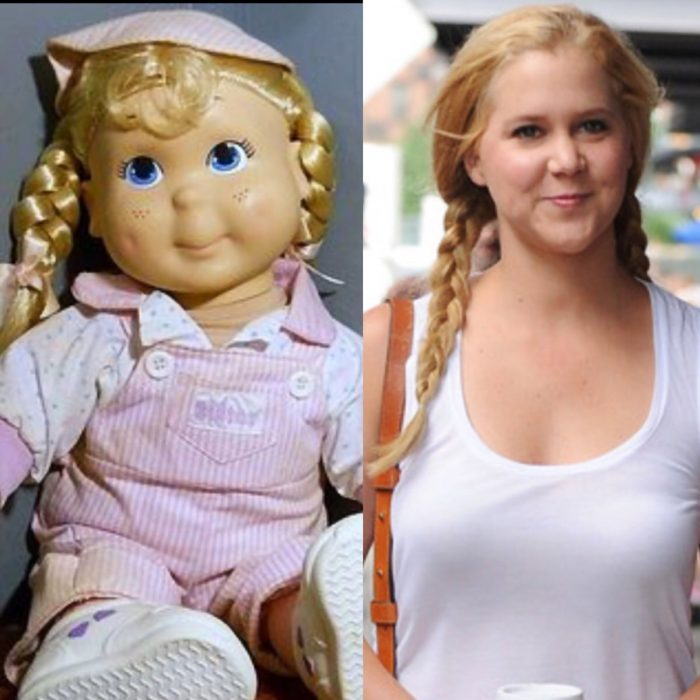 Amy Schumer is Kid Sister