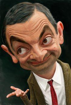 Mr Bean!