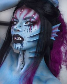 Creepy and Cool Halloween Makeup Ideas That You Need To Try