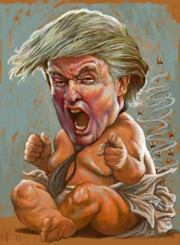American Political Cariurates