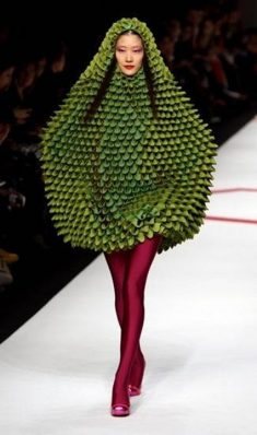 10 Weirdest Fashion Designs in the World
