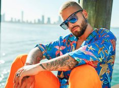 Turn Up the Heat With Maluma's Quay Collection